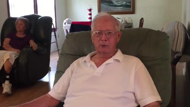 WATCH: Man recalls 60 years of family vacations on Chincoteague