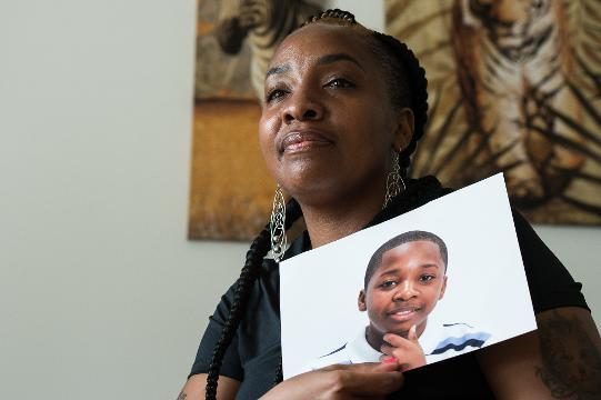 WATCH: Local mother speaks out against gun violence