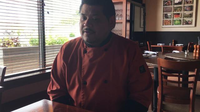 Sobo's Wine Beerstro Head Chef Arturo Sauzo talk about the fresh summer menu.