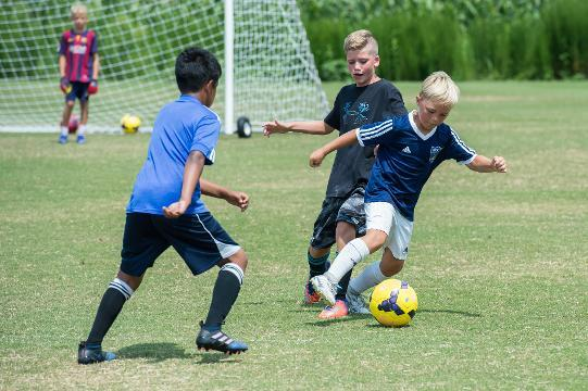 WATCH: Matrix Academy brings European soccer to the Shore