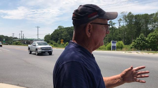 WATCH: Route 54 traffic headaches have no clear solution