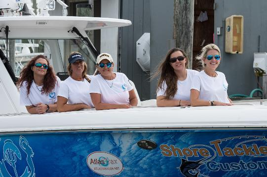 WATCH: Women's Offshore Alliance makes history at the White Marlin Open