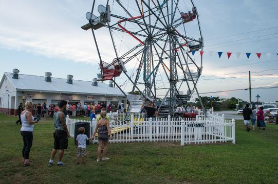 WATCH: Ladies Auxiliary remember the Sharptown Firemen's Carnival