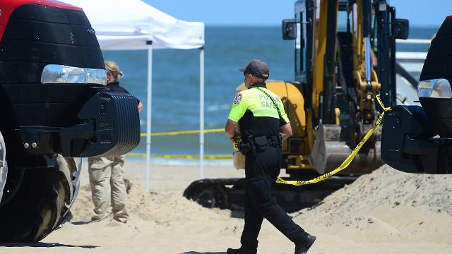WATCH: Ocean City Police detail Ashley O'Connor's death investigation