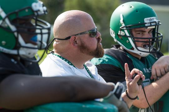 WATCH: Parkside Football prepares for the upcoming season