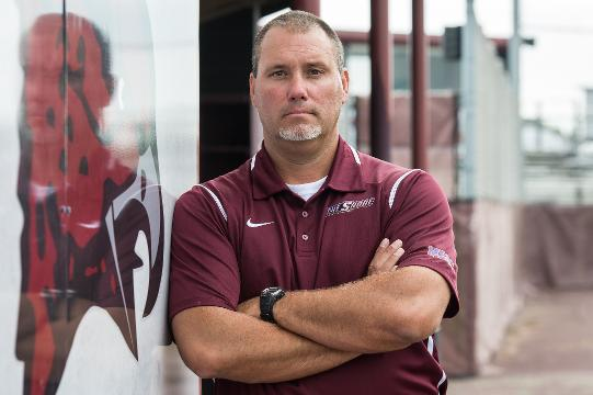 Former Parkside baseball coach Brian Hollamon talks about his new job at UMES.