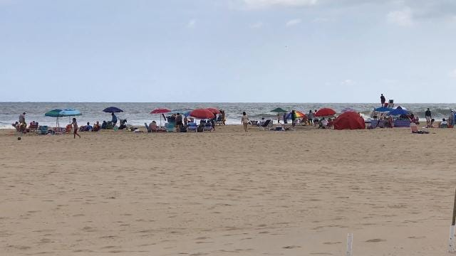 WATCH: Ocean City businesses optimistic for Labor Day weekend