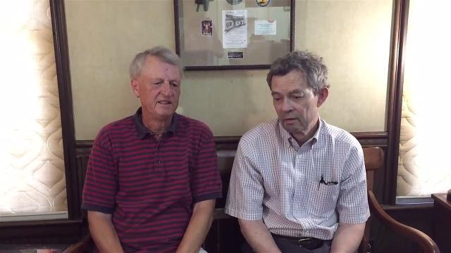 WATCH: Bill and Joe Gore recall teen dances in Salisbury