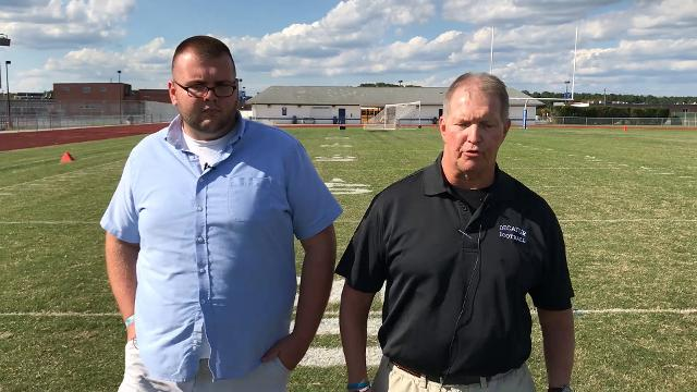 Stephen Decatur Head Coach Bob Knox talks about football and life.