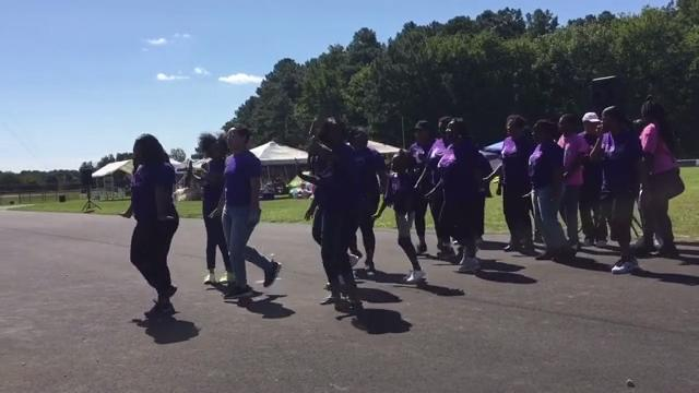 WATCH: Nandua Relay for Life 2017 Opening Ceremony and Survivors' Walk