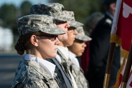WATCH: Wi-Hi JROTC honors 9/11