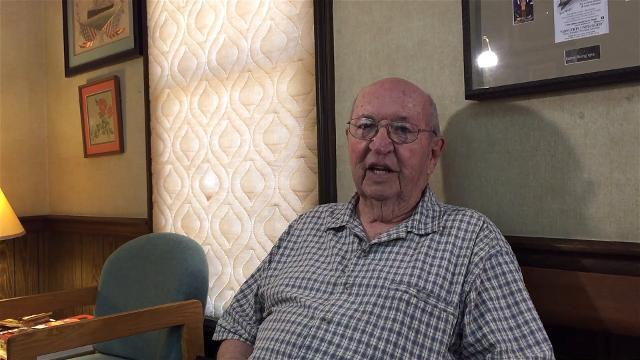WATCH: Ernest Culver recalls Salisbury barber shop