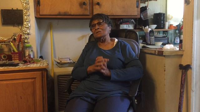 WATCH: Virginia centenarian talks about foodways in early 20th Century