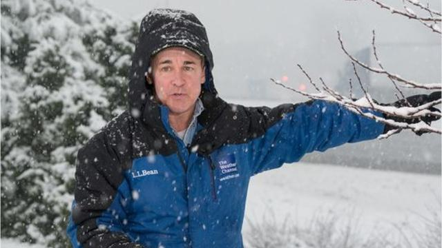 Mike Seidel has reported on more than 60 hurricanes and tropical storms — an exact count eludes him as he fights the fatigue of the past few weeks — during his 25 years as a Weather Channel meteorologist.