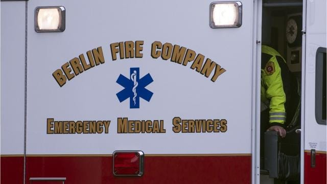 A former paramedic is suing the Berlin Fire Company, claiming that harassment and retaliation against him by department members led to his termination.