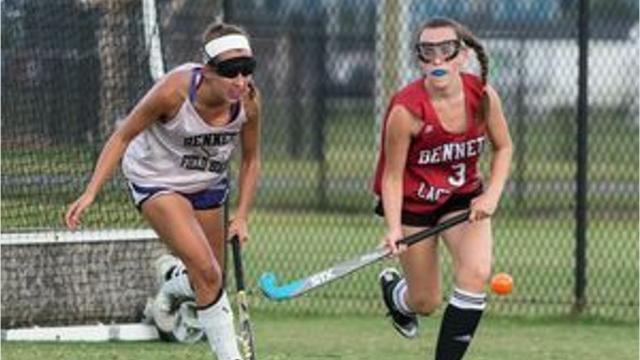 For years, Bennett's field hockey team has been chasing the Bayside South crown, but with a well-balanced team, head coach Kim Fitzgerald is confident 2017 is the year her team takes the title.