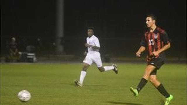 Following a double-overtime victory to Pocomoke, the James M. Bennett boys' soccer team is in control of its destiny in the Bayside South.