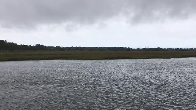 Gov. John Carney toured Bombay Hook National Wildlife Refuge, and took a Cape Water Taxi ECO Tour of the Lewes/Rehoboth Canal.