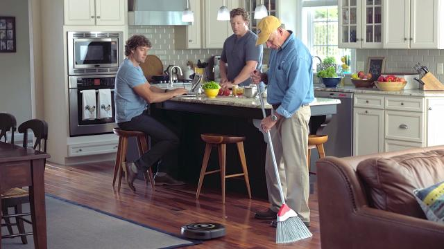 Jim Perdue and his sons Ryan and Chris star in two new television advertisements.
