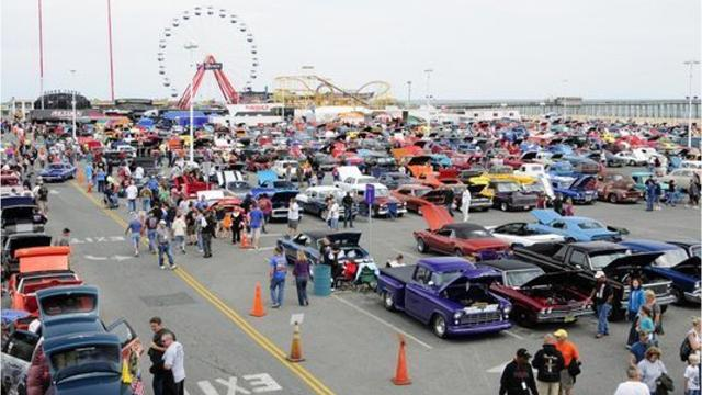 With 2,500 people registered to participate in Endless Summer Cruisin', Ocean City officials and law enforcement are anticipating another busy weekend.