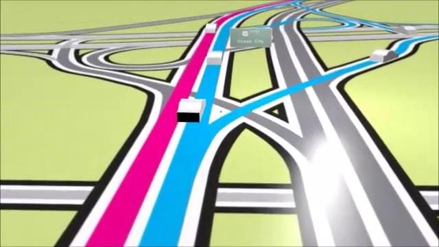 Watch: New traffic pattern coming on Salisbury bypass