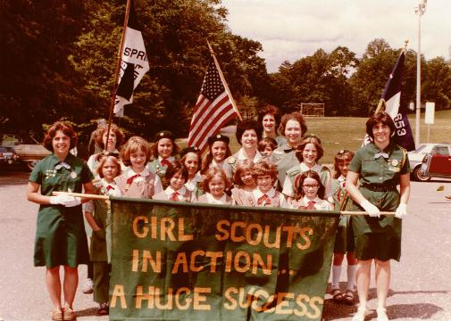 WATCH: Longtime Girl Scout reflects on her 'unusual' life
