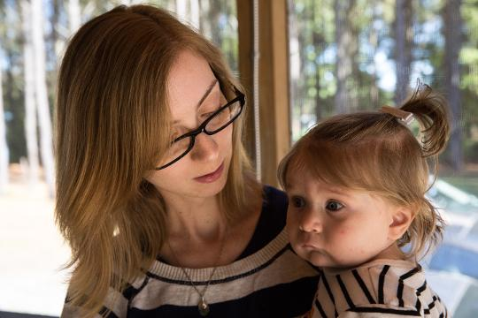 Charlotte Rice was born with little kidney function, but that doesn't stop her from living a normal life.