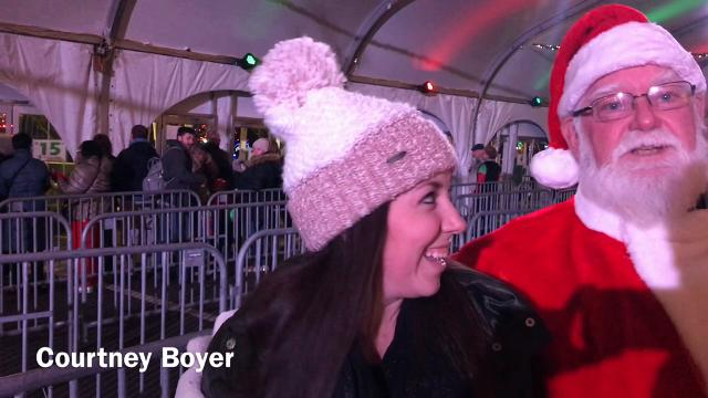 WATCH: Ocean City's 25th Annual Winterfest of Lights