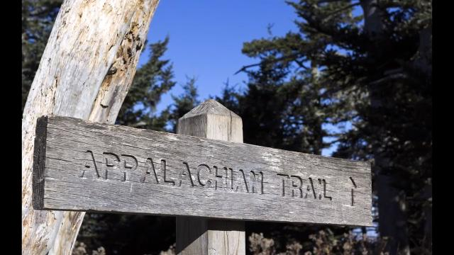 Jean Schrecengost and Melissa Ordway are hiking the Appalachian Trail hoping to raise awareness about suicide.
