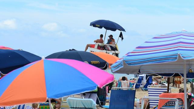 Bethany Beach is on track to be the third Delaware beach town to ban tents and canopies.