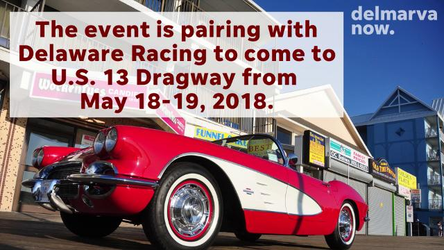 Ocean City's Cruisin' will expand in 2018, offering a coinciding event in Delmar.