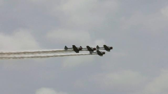 GEICO Skytypers will return to OC Air Show in June.