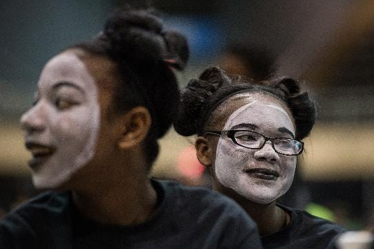 WATCH: Scenes from the MLK Youth Activity Celebration