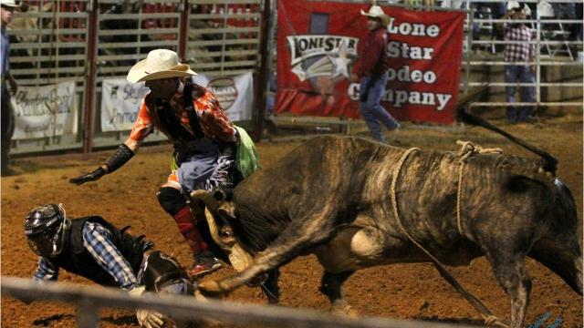 The Lone Star Rodeo Company will present a championship rodeo event when returning to the Wicomico Youth & Civic Center for the 21st year on Jan. 19 & 20.