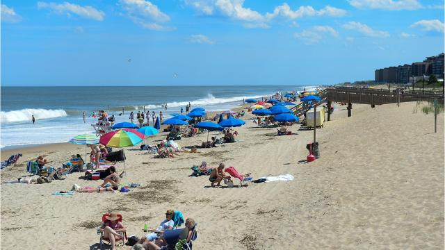 Bethany Beach has joined Rehoboth Beach in completely banning tents and canopies.