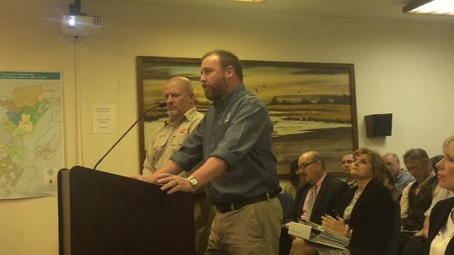 WATCH: Tyson Foods manager speaks about groundwater use