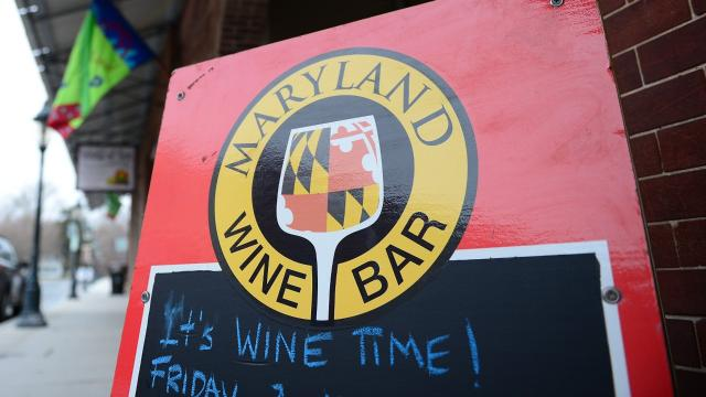 Sometimes a bit of bad luck is all a business needs to really come into its own. As the Maryland Wine Bar prepares for is March 2 grand opening in its new location, it is clear how much better a place it already has become.