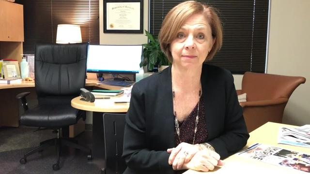 With Senate Bill 725 and Senate Bill 726 being considered in the Maryland legislature this month, Wicomico Superintendent of Schools Donna Hanlin discusses the school system's support of the bill.