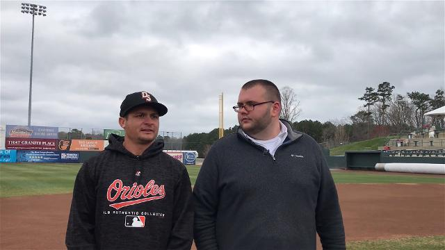 Around The Bases With Buck Britton