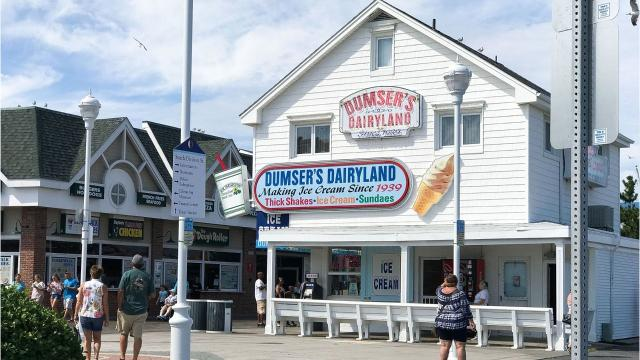 WATCH: Dumser's on the Boardwalk to remain through the summer