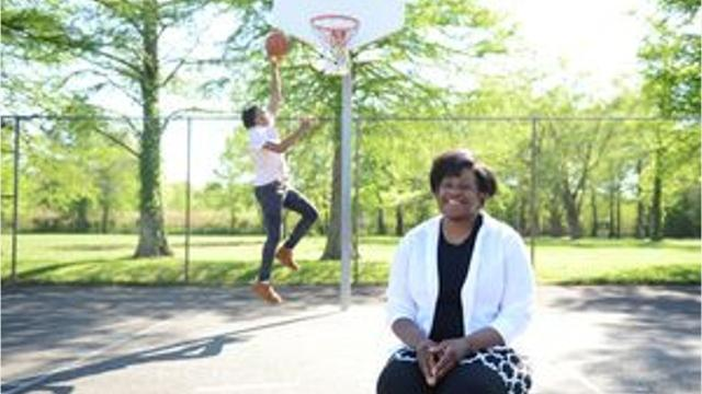 Stephen Decatur athlete Kevon Voyles made a promise to his mother that she would never pay for his college education following a year of hardships.