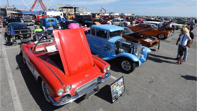 Ocean City will become a special event zone for the duration of Cruisin'.