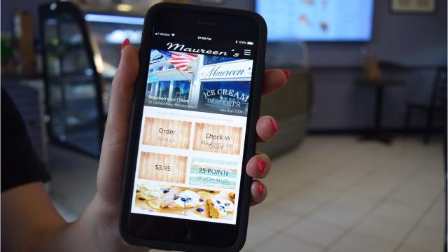 A new ordering app, cold brew coffee and non-dairy ice cream are the Bethany Beach cafe's latest innovative features.
