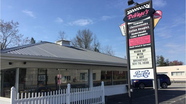 DeVage's Subs and Donuts has closed, but a new restaurant has now opened in the same spot.