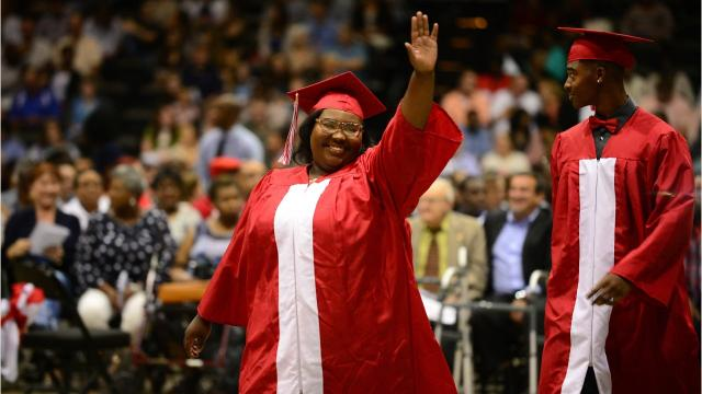 Maryland's Lower Shore school systems are seeing graduation rates increase as they focus on offering students various pathways to reach the finish line.