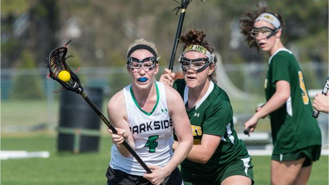 The Bayside South has named the members of it's all-conference girls lacrosse squad.