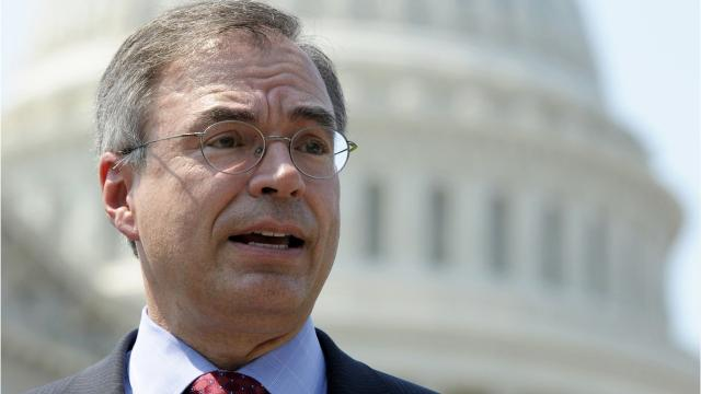 Andy Harris has stood firm in his opposition to two wind energy projects in the works for off of Ocean City.