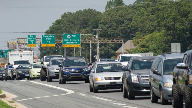 An analysis of data obtained from the Delaware Department of Transportation through the Freedom of Information Act shows some staggering increases in traffic volume on many key roads in Sussex in a relatively short period of time.