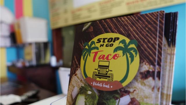 Stop N Go Taco is Rehoboth Beach's newest Mexican eatery, serving up authentic staples like tacos, tortas and quesadillas.