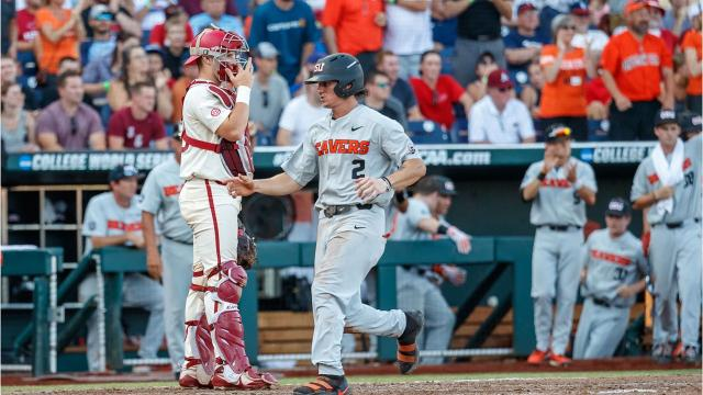 After winning the College World Series, Baltimore Orioles first-round pick Cadyn Grenier has found a home with the Delmarva Shorebirds at shortstop.